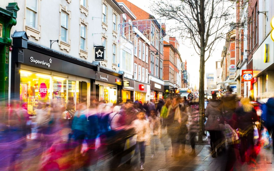 Using technology to revitalise the shopping experience – part one